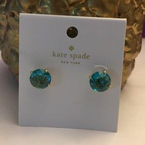 NWT Kate Spade Gumdrop Stud Earrings